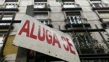 Contrato de aluguel que vence em outubro terá reajuste de   25%