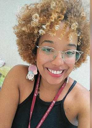 Ariane Helena Santos, 25 anos