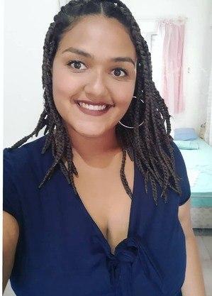 Samantha Ananias, 24 anos