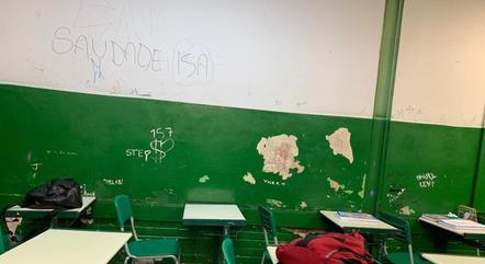 Aluno foi agredido em escola pública de SP