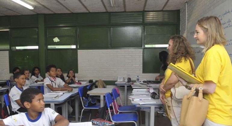 Inep divulga portaria sobre o Saeb, que inclui avaliação da educação infantil