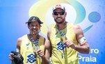 Álvaro FilhoAlisonLondres 2012 (prata)Rio 2016 (ouro)