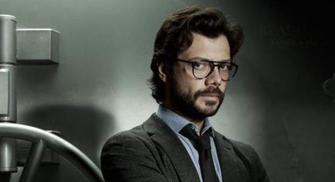 1e132ee12 Professor  ganha nova série e  La Casa de Papel  é premiada - Prisma ...