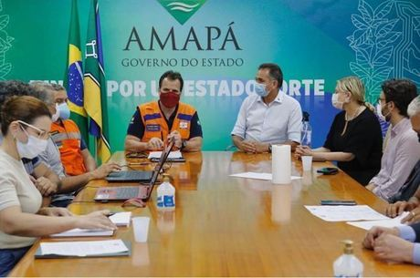 Governador Waldez Góes define estratégias de assistência à população