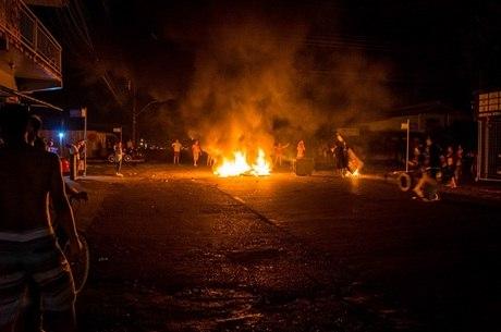 Macapá tem protestos por falta de energia elétrica