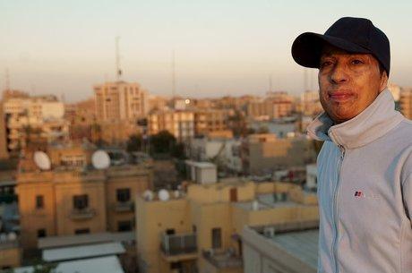 Amar em Bagdá: 'Estive sozinho por tantos anos, e com tanto trauma. Mas agora sinto que renasci'