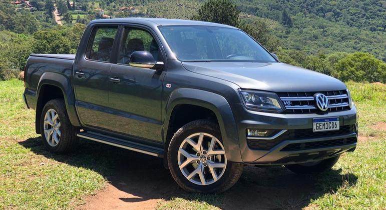 Volkswagen Amarok perde a segunda posição entre os mais vendidos da Argentina
