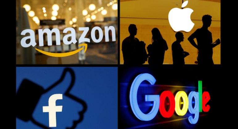 Parlamentares convidaram para audiência CEOs do Google, Facebook, Amazon e Apple