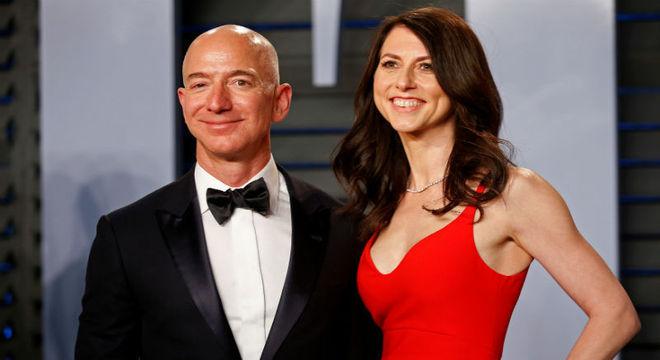Ex-mulher do dono da Amazon doará metade da sua fortuna