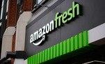 O grupoAmazon inaugurou nesta quinta-feira (4) um supermercado em Londres, o primeiroda empresa fora dos Estados Unidos, que permite aos clientes fazer compras sempassar pelo caixa*Estagiária do R7 sob supervisão de Pablo Marques