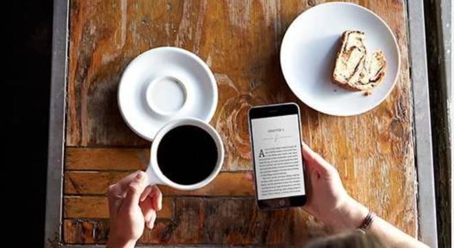 Seu livro preferido, no dispositivo que você quiser
