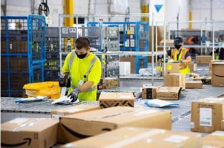 Amazon vai abrir centro de distribuição em Betim (MG)