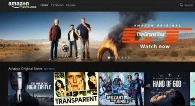 Assinando a Amazon Prime você tem direito a Amazon Prime Video, Amazon music e mais uma série de vantagens
