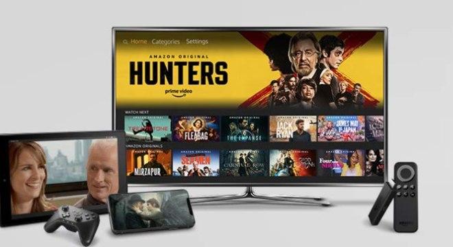 Assista o filme ou série que quiser, no dispositivo que você escolher