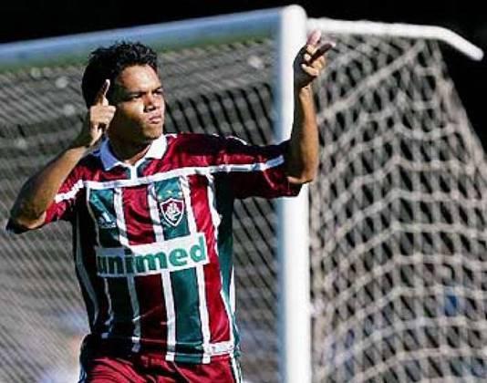 Amazonas: Fábio Bala, 13 gols, último artilheiro da Região Norte, já que o Acre, Roraima e Rondônia não possuem representantes que marcaram gols com a camisa tricolor