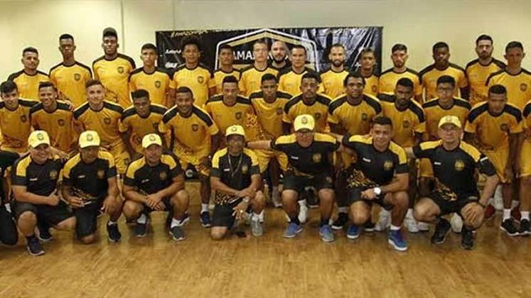 Amazonas FC: 2 empates em três jogos válidos pelo Campeonato Amazonense