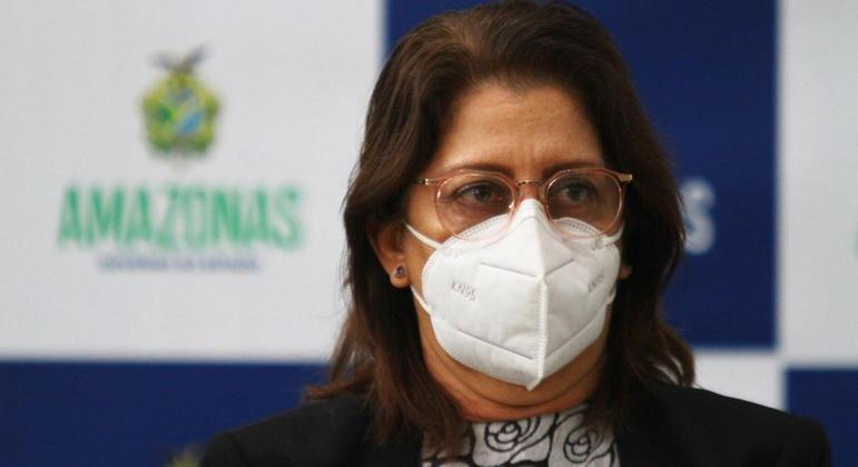 Rosemary Costa Pinto, Epidemiologista e diretora presidente da Fundação de Vigilância em Saúde do Amazonas