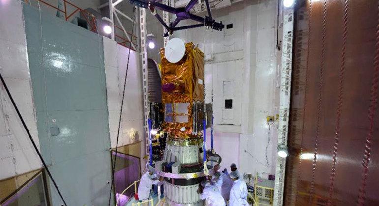Satélite Amazônia-1 levará apenas cem minutos para dar uma volta na Terra