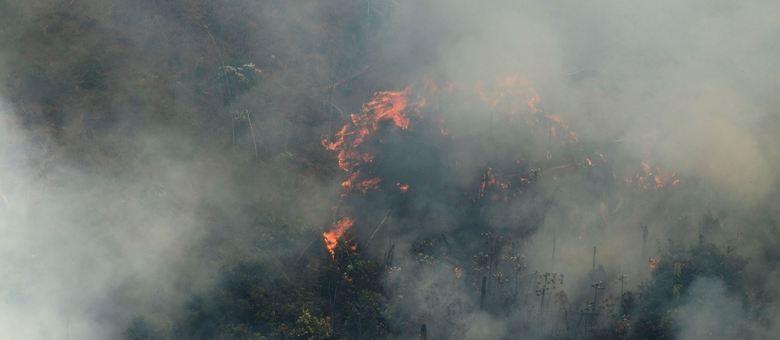 Queimadas que atingem a região da Floresta Amazônica viram destaque no G7
