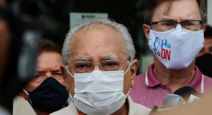Amazonino Mendes aparece em 1º lugar em pesquisa de intenção de votos para governador