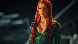 Site diz que Johnny Depp tentou fazer Amber Heard ser demitida de _Aquaman_ (Divulgação)