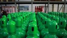 Multinacional entrega 1.400 cilindros de oxigênio em São Paulo