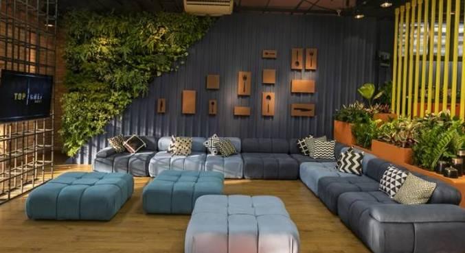 Sala da Casa Top Chef promete ser palco de tretas e até romance