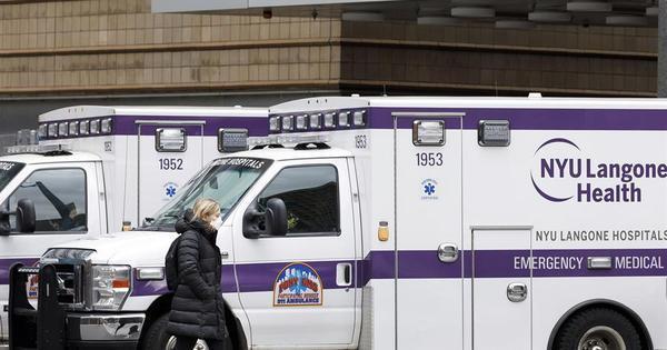 Nova York registra apenas uma morte diária por covid-19