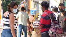 Ação requer pagamento retroativo de auxílio a ambulantes de SP