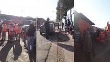 Desocupação da prefeitura causa transtorno entre ambulantes de SP