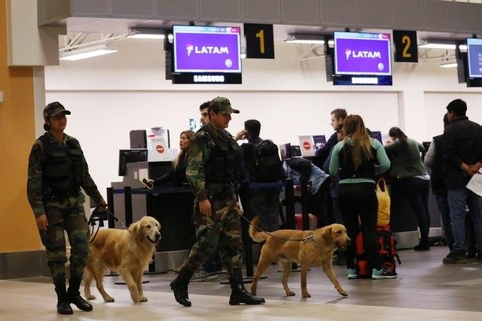 América do Sul: ameaças de bombas obrigam mudança de rota de aviões