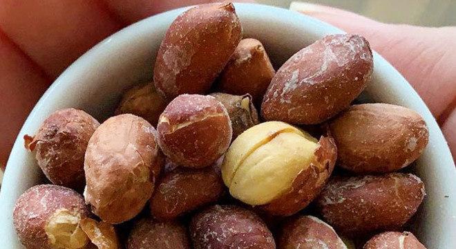 Amendoim Torrado Salgado