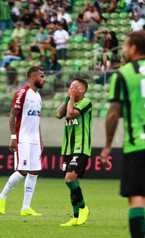 América Mineiro se complica