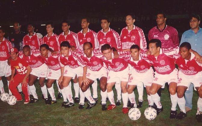 América-RN - Campeão da Copa do Nordeste em 1998, o Mecão participou da Série A do Brasileiro em 15 edições, sendo a última delas em 2007.