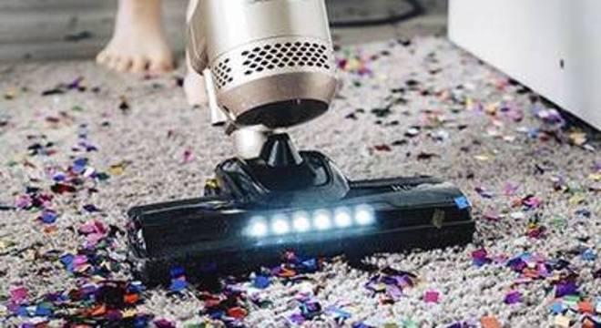 Robôs para manter a casa em ordem