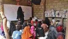 Professora do Iêmen abre sua casa para crianças fora da escola