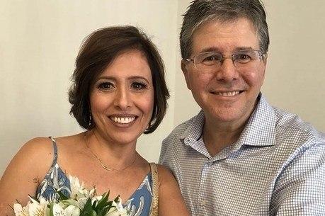 O casal está junto há 12 anos