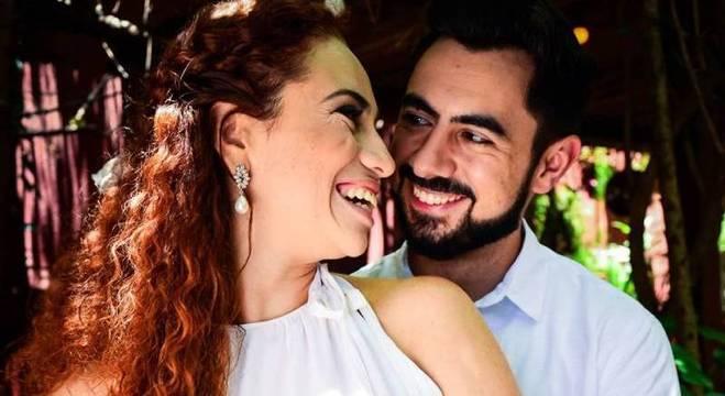 Bia e Marcos: romance de carnaval rendeu casamento