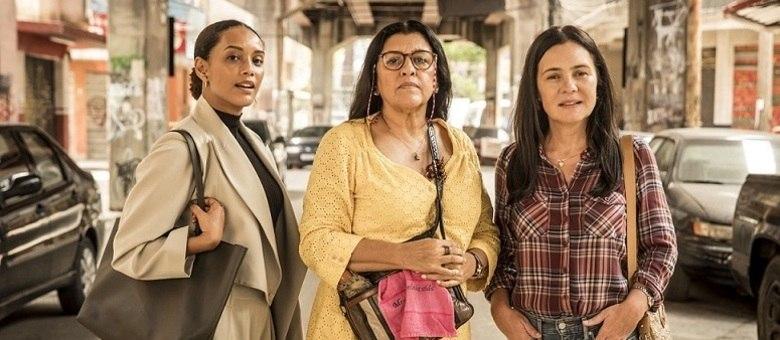 "Taís Araújo, Regina Casé e Adriana Esteves, as protagonistas de ""Amor de Mãe"""