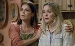 Mosar vai até a casa de Oxente e Cindy fica com medo de ser presa