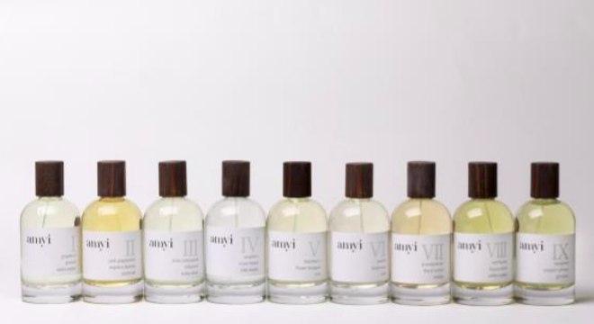 A cliente adquire os nove aromas e depois será conduzida a escolher seu preferido