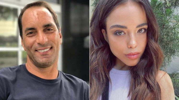 """Ana Carolina Jorge, recém-separada de Edmundo, disse que os dois namorados não estão mais juntos porque ele é """"machista"""" e que ele gosta de """"mulher na cozinha""""."""