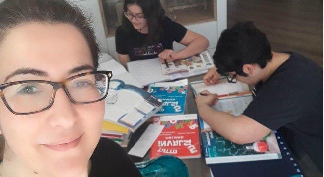 Ana Claudia Gomes Negrão mora em Limbiate, nas redondezas de Milão