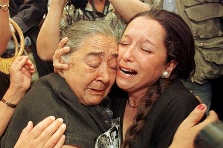 Ana González (à esquerda) ganhou fama mundial