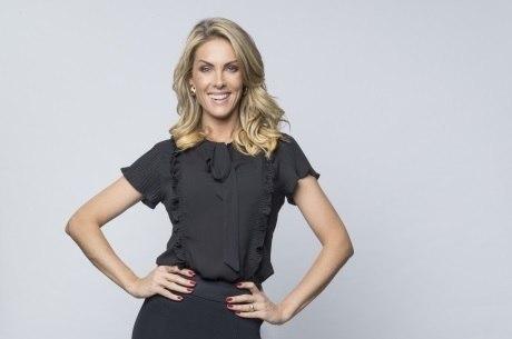 Ana Hickmann é uma das apresentadoras do Hoje em Dia