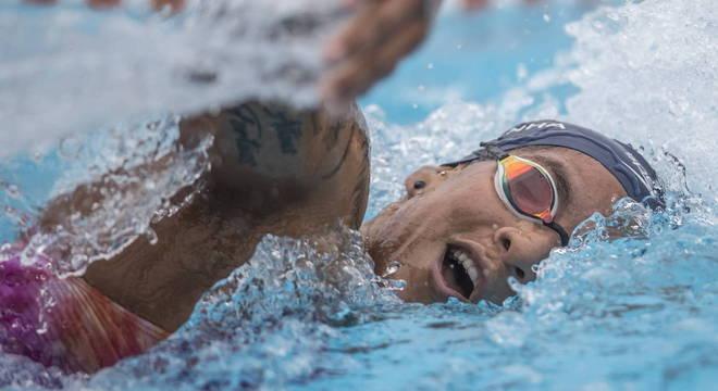 Ana Marcela também disputará duas provas na piscina neste Pan
