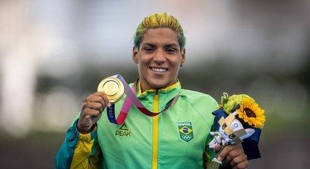 Ana Marcela ganhou o 4º ouro do Brasil em Tóquio
