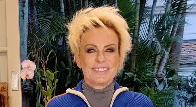 Ana Maria Braga testa positivo para Covid-19 e se afasta do Mais Você