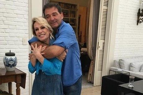 Ana Maria e Johnny Lucet
