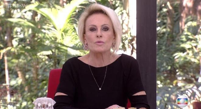 Ana Maria Braga teve uma semana difícil